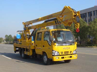 庆铃18米高空作业车(国六)